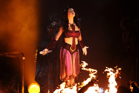 Dark Horse Katy Perry Grammy 2014