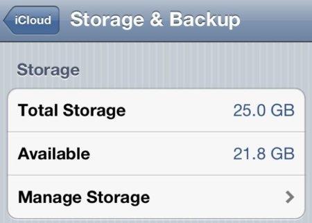 Apple mantiene el almacenamiento gratuito de los antiguos usuarios de Mobile Me hasta el 2013