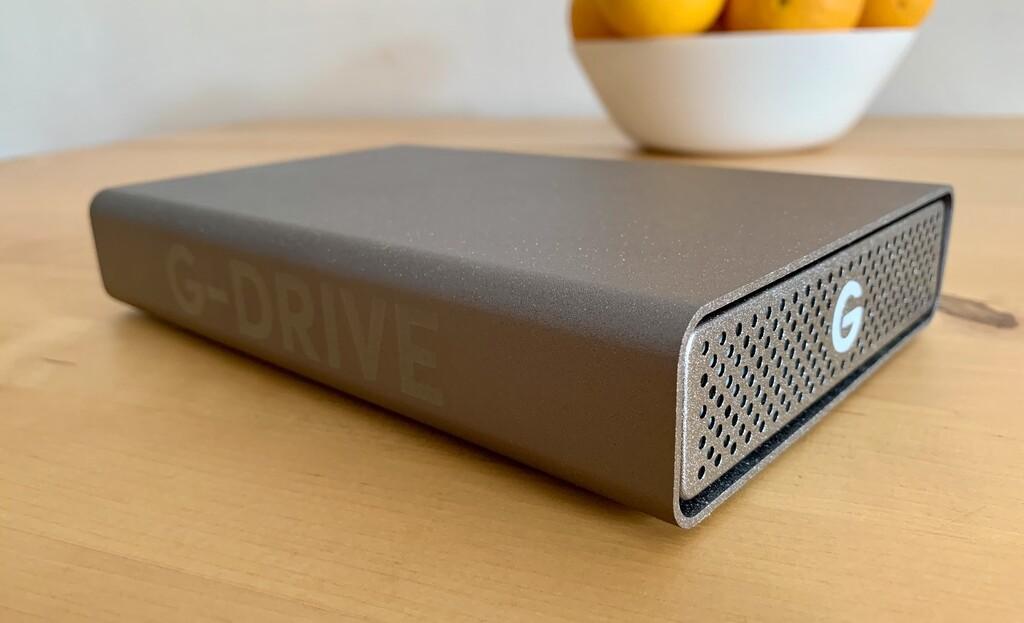 SanDisk G-Drive, análisis: un mastodonte adecuado para quien necesite almacenamiento masivo