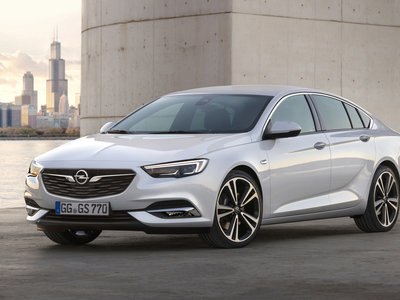 Opel Insignia Grand Sport 2017: por fin llega la esperada dieta, hasta 175 kilos menos