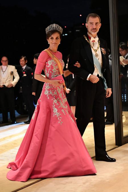 Reina Letizia Japon 8