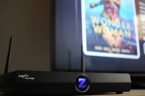 Zappiti One 4K HDR, análisis: un potente centro multimedia para tu salón con un software que no está a la altura