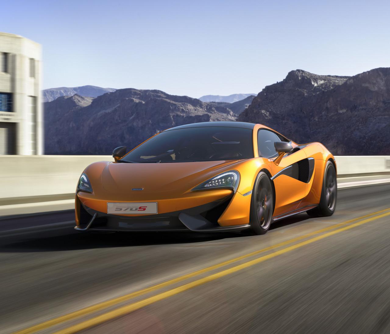 Foto de McLaren 570S Coupé (9/30)