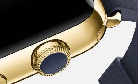 Reloj Oro Apple
