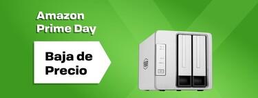 El NAS TerraMaster F2 es el más vendido del Prime Day: monta tu propia nube o servidor multimedia por poco más de 200 euros