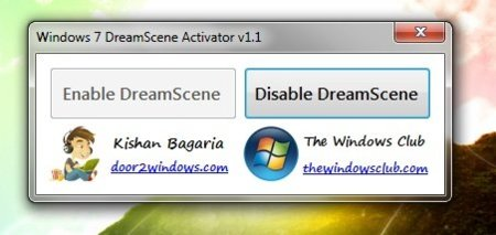DreamScene para Windows 7