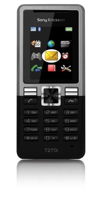 Foto de Sony Ericsson T270 y T280 (3/19)