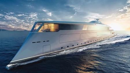 No, el nuevo juguete de Bill Gates no es un barco de hidrógeno, 112 metros de eslora y 6.000 km de autonomía [actualizado]