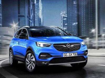 El Opel Grandland X es el sucesor espiritual del Chevrolet Captiva Sport