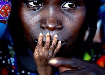 Las madres coraje de Níger