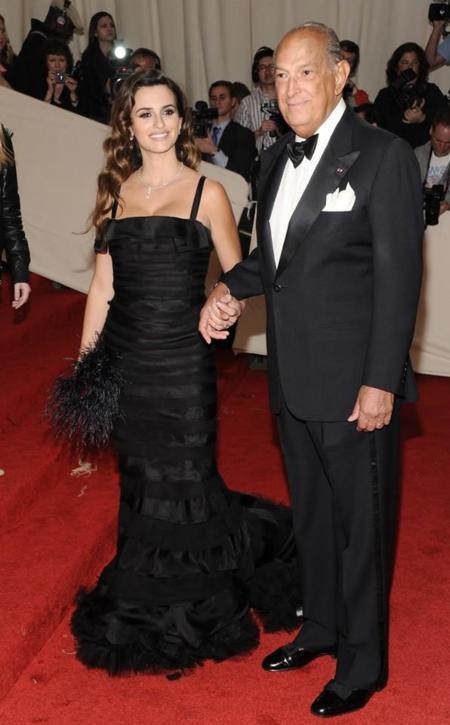 Los 21 mejores looks de alfombra roja de Óscar de la Renta. Así le recordamos