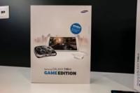 Se deja ver una Samsung Galaxy Tab 3 Game Edition con el GamePad incluido