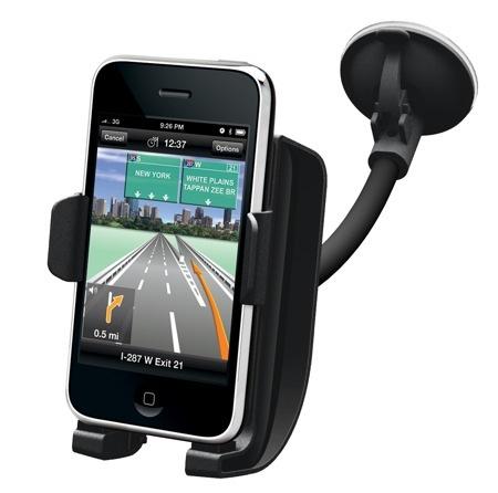 Soporte de iPhone Kensington con sistema de amplificación pasivo