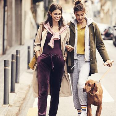Women'secret nos avanza la colección de primavera con prendas versátiles para estar en casa y para lucir en el street-style