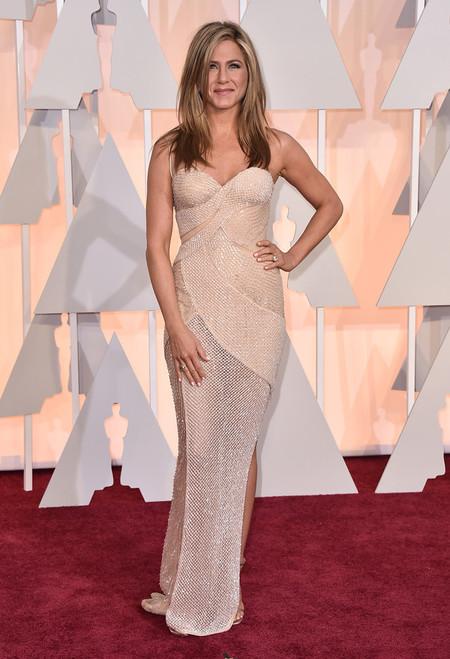Jennifer Aniston cierra el listón