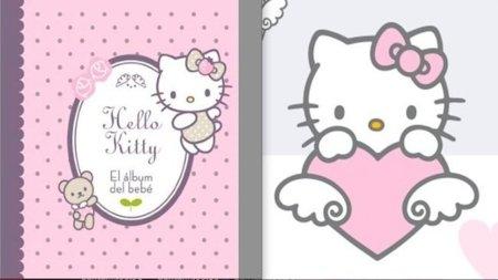 Mi libro del bebé de Hello Kitty