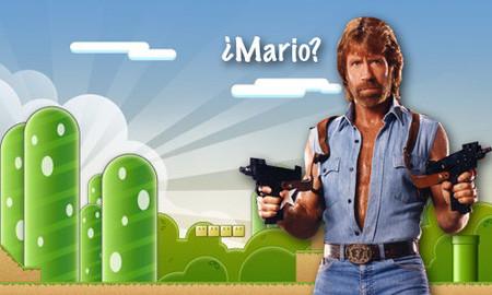 'Super Chuck Norris Bros', posiblemente el mejor juego de la historia