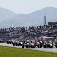 Brutal accidente durante una carrera de Fórmula 3 en Red Bull Ring