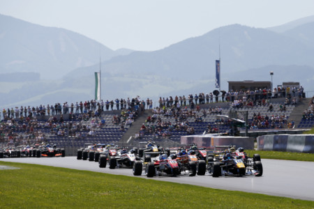 Brutal accidente durante una carrera de Fórmula 3 en Red Bull Ring