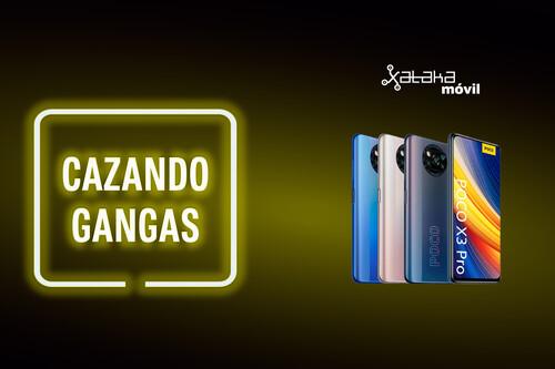 Cazando Gangas: POCO X3 Pro a precio de derribo, Samsung Galaxy M11 por menos de 100 euros y más ofertas