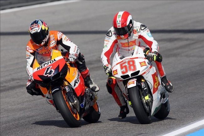 Dovi vs Simoncelli Estoril 2010