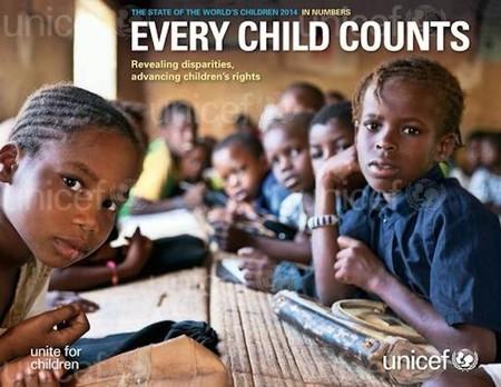 Estado Mundial de la Infancia 2014: contar con los niños les hace visibles y permite avanzar en sus derechos