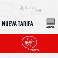 Virgin telco sube 4 euros al mes el precio de su fibra óptica más rápida