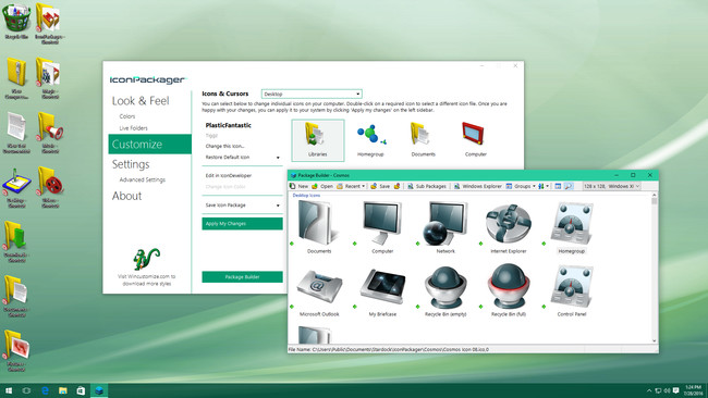 Ip10 Screenshot Packagebuilder