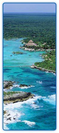 Xel-Há, el paraíso acuático de la Riviera Maya