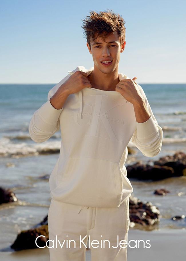 Calvin Klein colección Limited Edition Capsule Primavera 2016
