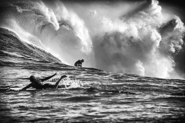 Ive Spent A Month In Hawaii Photographing Stunning Waves And Surfers 5 880