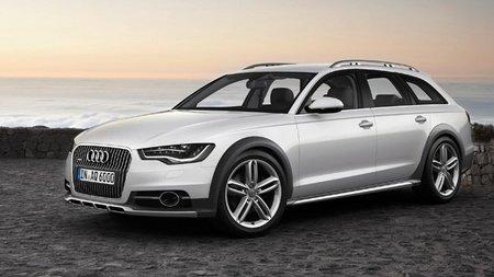 Resultado de imagen de Audi A6 allroad quattro