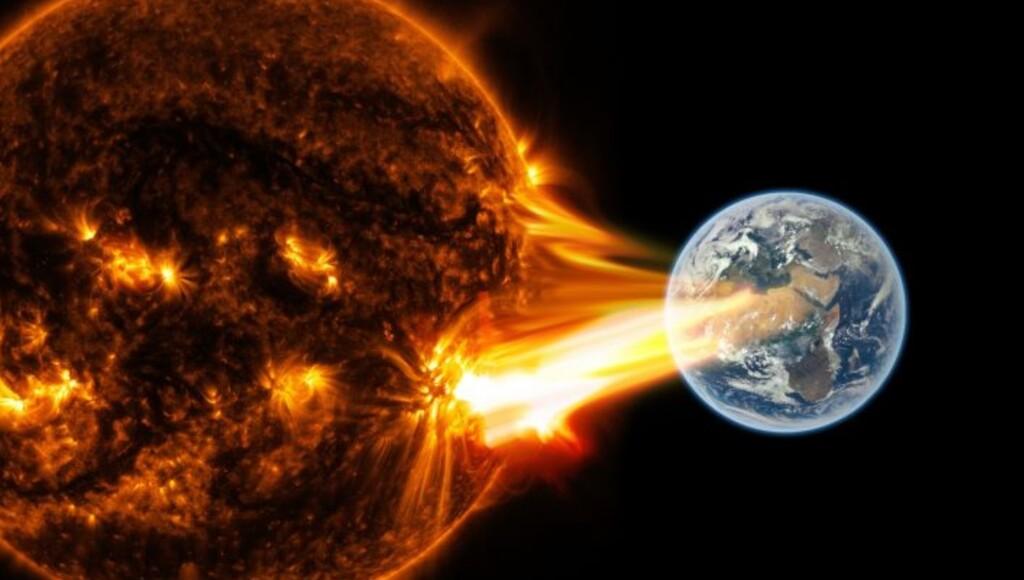 Las tormentas solares  plantean el