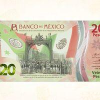 El nuevo billete de 20 pesos en México es oficial: tiene alusiones a la consumación de la independencia y al cocodrilo mexicano