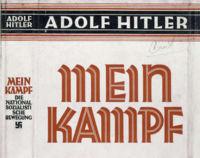 Por qué en Alemania hay un gran problema con que el Mein Kampf de Hitler pase a dominio público