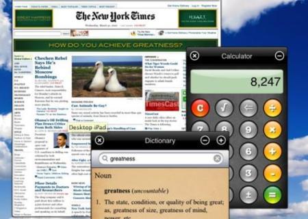 Ya tenemos la primera aplicación rechazada para el iPad: Desktops