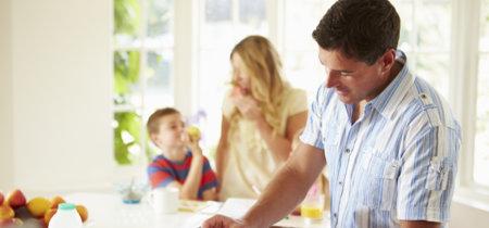 ¿Quieres que tus hijos adopten hábitos saludables? Aplícate y da ejemplo