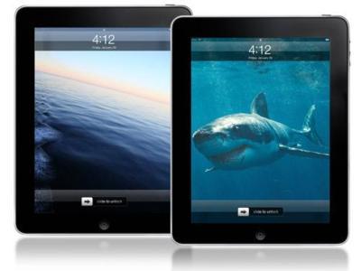 Imágenes de la semana: Llegan los primeros fondos de pantalla para iPad
