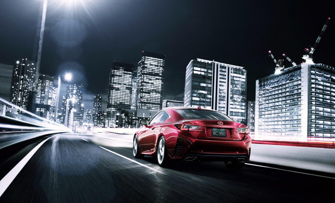 Foto de Lexus RC (primeras imágenes) (5/8)