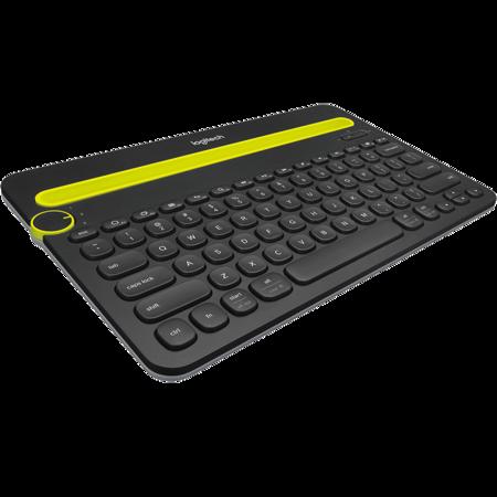 Teclado Bluetooth Logitech K480 válido para PC, Mac, iOS o Android por 24,90 euros