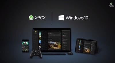Microsoft quiere revolucionar el gaming de PC mediante la integración de Xbox con Windows 10