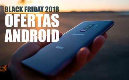 Black Friday 2018, móviles y accesorios Android: ofertas de hoy 21 de noviembre