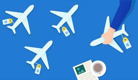 Cómo hacer el seguimiento de precios de un vuelo con Google Flights