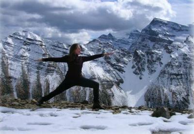 Heli-Yoga: Practica el yoga en alta montaña
