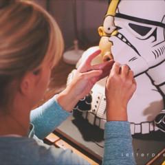 Foto 6 de 12 de la galería homer-simpson-strormtrooper-cake en Trendencias Lifestyle