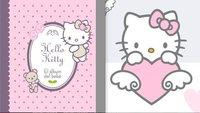 El álbum del bebé de Hello Kitty