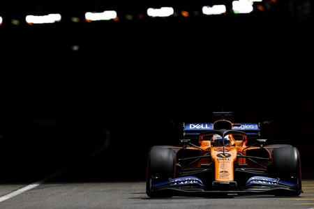 Sainz Monaco Formula 1 2019 5