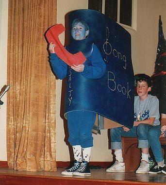 Un teatro para niños.
