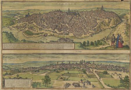 Toletum Vallisoletum 1575