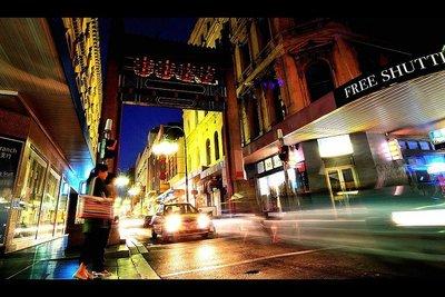 3 ideas para jugar con las luces de la ciudad